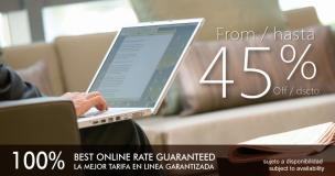 100% Best Rate Guaranteed