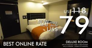 Best Rate for Arequipa